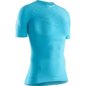 X-Bionic Effektor G2 Koszulka biegowa z krótkim rękawem Kobiety, effektor tuquoise/arctic white